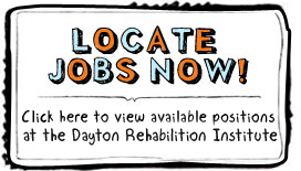 Positions Available at Dayton Rehabilitation Institute
